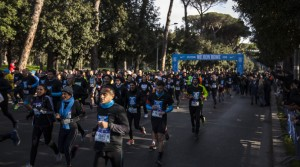 We Run Rome 2018 villa borghese