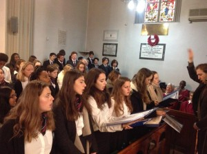 St.-Georges-Choir