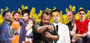 otto marzo stand up