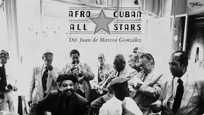 band cubana Afro-Cuban All Stars