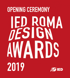 IED ROMA DESIGN AWARDS