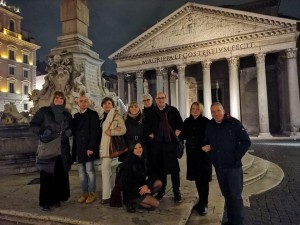 Milite Ignoto alle Reali Tombe del Pantheon